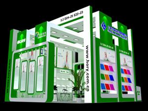 龙8国际娱乐电脑版 浙江浩展会设计案例