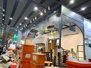 冠衡陶瓷 龙8国际娱乐电脑版特装展览设计
